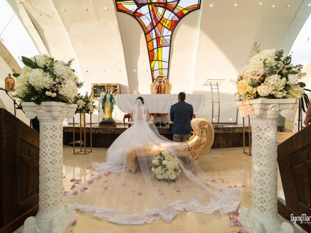 El matrimonio de Magdiel y Julieth en Girón, Santander 12
