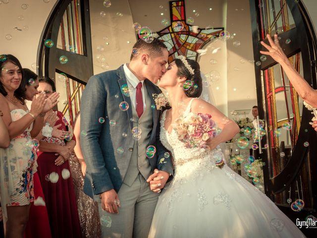 El matrimonio de Magdiel y Julieth en Girón, Santander 13