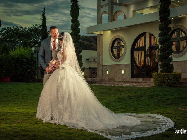 El matrimonio de Magdiel y Julieth en Girón, Santander 14