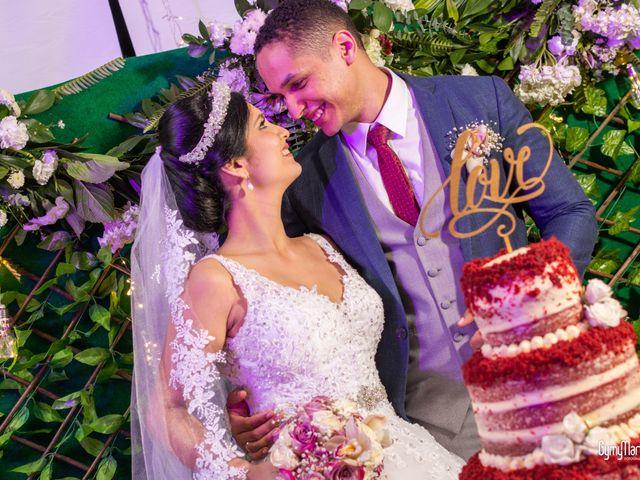 El matrimonio de Magdiel y Julieth en Girón, Santander 16