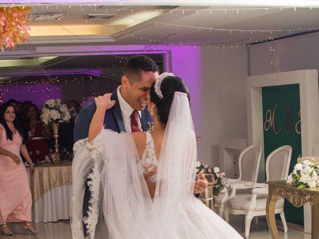 El matrimonio de Magdiel y Julieth en Girón, Santander 17