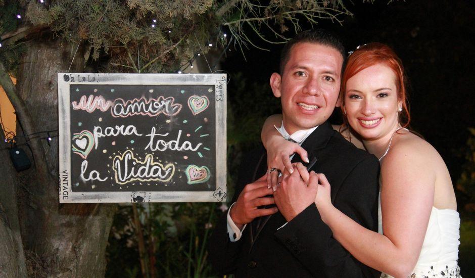 El matrimonio de Wilson y Diana en Cota, Cundinamarca