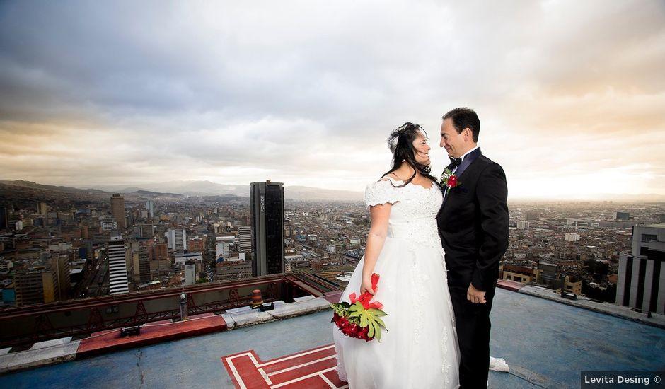 El matrimonio de Andrés y Joha en Bogotá, Bogotá DC