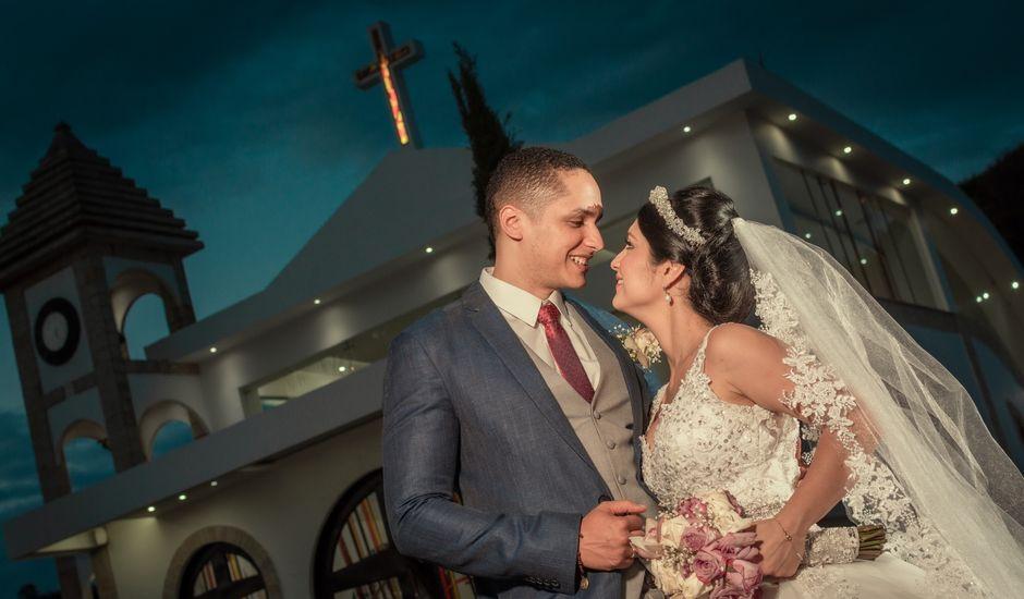 El matrimonio de Magdiel y Julieth en Girón, Santander