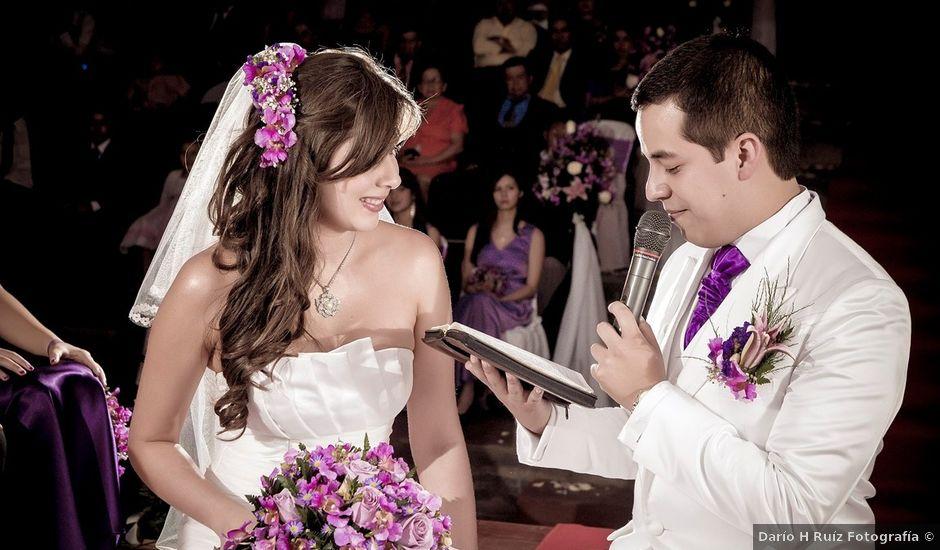 El matrimonio de Diego y Viviana en Popayán, Cauca