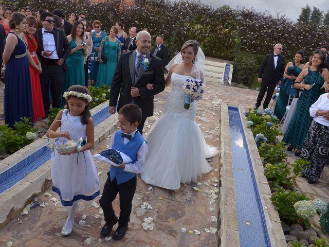 El matrimonio de LuisFer y Zulma en Bogotá, Bogotá DC 21