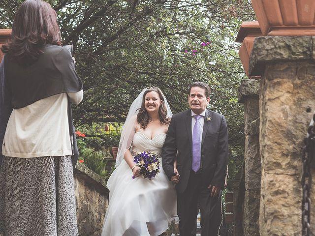 El matrimonio de Jordan y Grethel en Bogotá, Bogotá DC 6