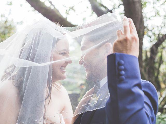 El matrimonio de Grethel y Jordan