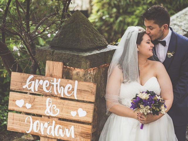 El matrimonio de Jordan y Grethel en Bogotá, Bogotá DC 17