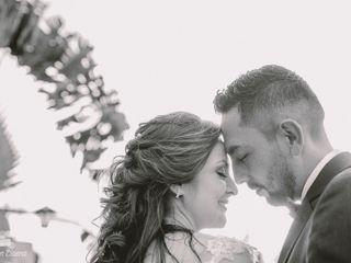 El matrimonio de Viviana  y Diego  3