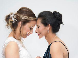 El matrimonio de Carolina y Snyder 2