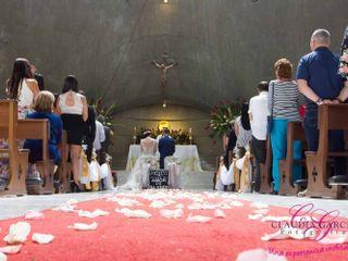 El matrimonio de Catalina y Iderman 2