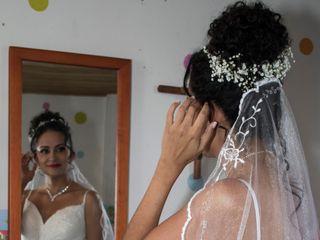 El matrimonio de Jennifer y Diego 1