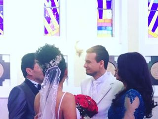 El matrimonio de Jennifer y Diego 2