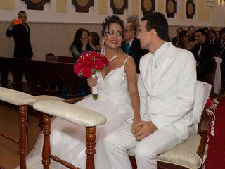 El matrimonio de Jennifer y Diego 3