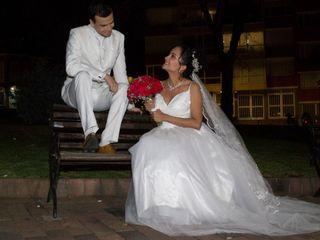 El matrimonio de Jennifer y Diego
