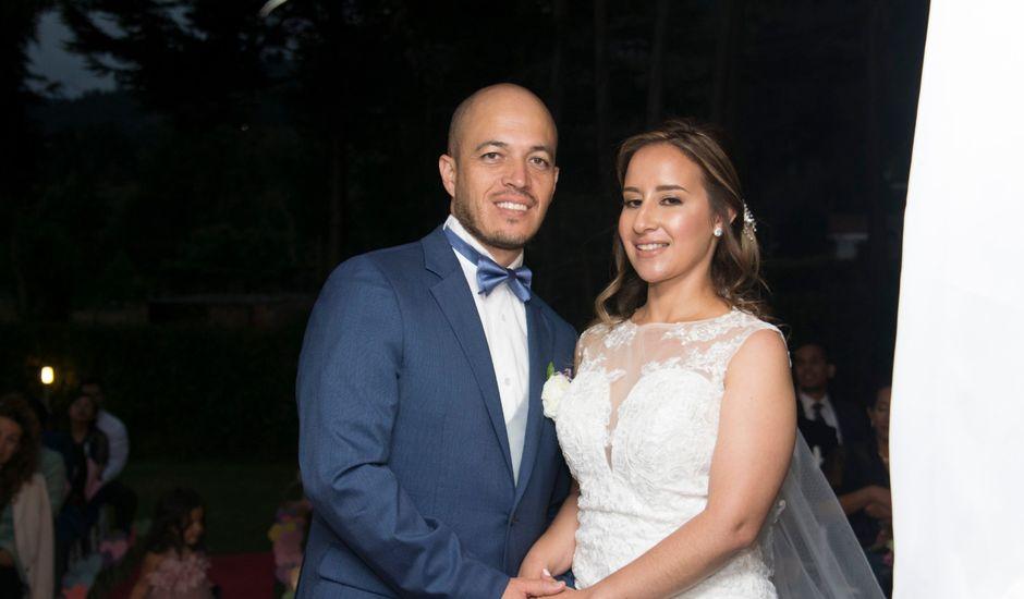 El matrimonio de Snyder y Carolina en Bogotá, Bogotá DC