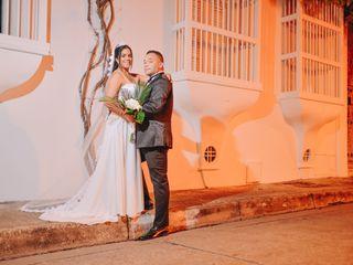 El matrimonio de Sandy y Daniel