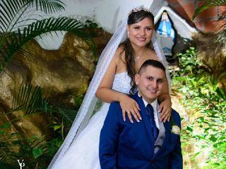 El matrimonio de Ximena  y Ronald 1