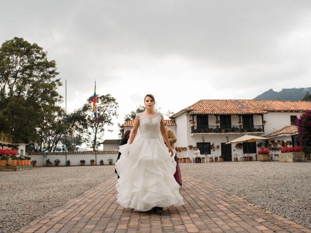 El matrimonio de Maximiliano y Gloria en Tabio, Cundinamarca 8