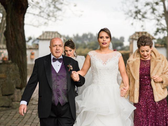 El matrimonio de Maximiliano y Gloria en Tabio, Cundinamarca 9