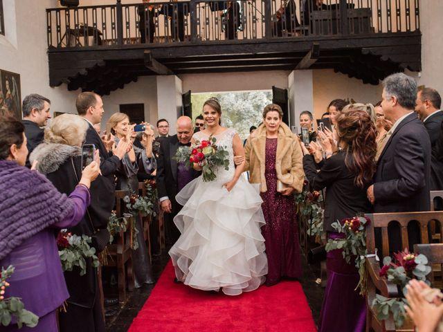 El matrimonio de Maximiliano y Gloria en Tabio, Cundinamarca 12