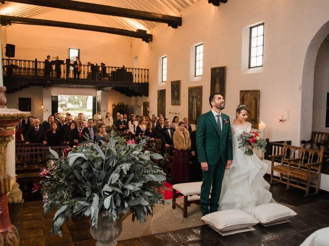 El matrimonio de Maximiliano y Gloria en Tabio, Cundinamarca 23