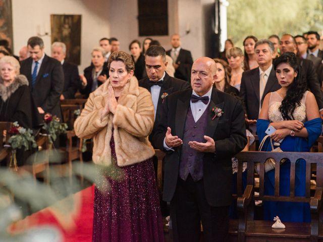 El matrimonio de Maximiliano y Gloria en Tabio, Cundinamarca 24