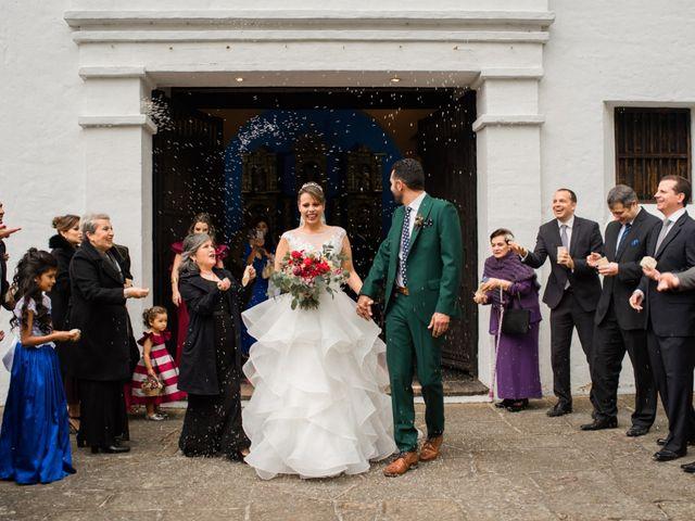 El matrimonio de Maximiliano y Gloria en Tabio, Cundinamarca 31