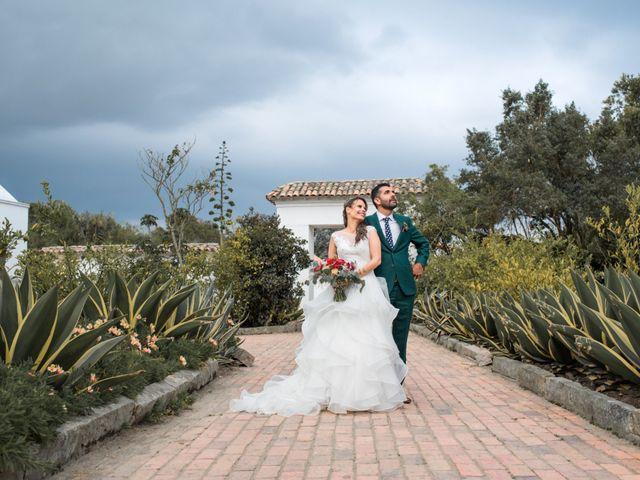 El matrimonio de Maximiliano y Gloria en Tabio, Cundinamarca 33