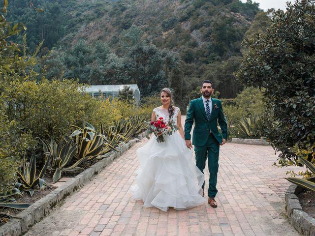 El matrimonio de Maximiliano y Gloria en Tabio, Cundinamarca 35
