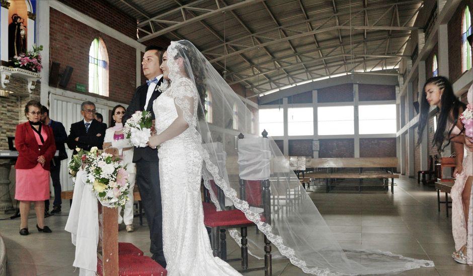 El matrimonio de Alejandro  y Diana  en Popayán, Cauca