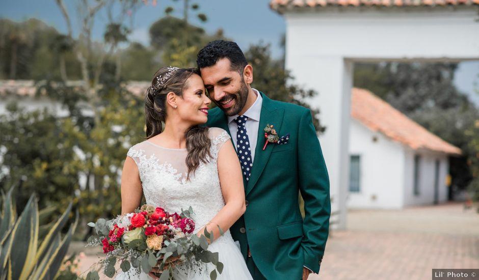 El matrimonio de Maximiliano y Gloria en Tabio, Cundinamarca