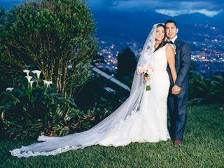 El matrimonio de Laura y Frankie