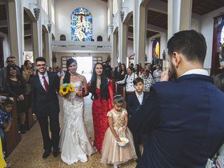 El matrimonio de Lorena y Edwin 1