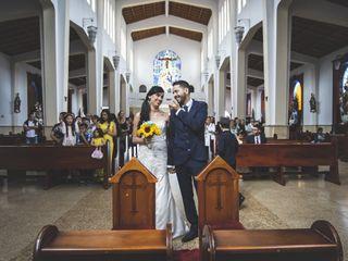 El matrimonio de Lorena y Edwin 2