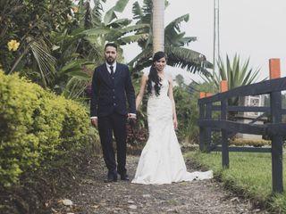 El matrimonio de Lorena y Edwin