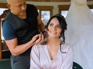 El matrimonio de Daniela y Álvaro 1