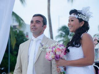 El matrimonio de Laura y Sebastiano