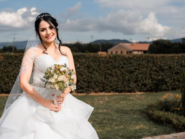 El matrimonio de Álvaro y Daniela en Cajicá, Cundinamarca 5