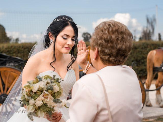 El matrimonio de Álvaro y Daniela en Cajicá, Cundinamarca 6
