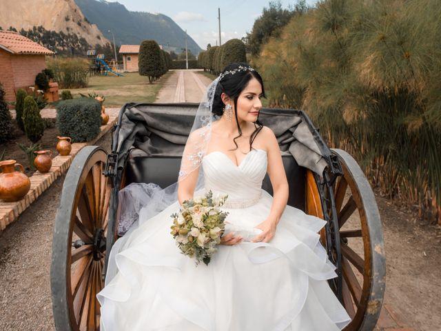El matrimonio de Álvaro y Daniela en Cajicá, Cundinamarca 8