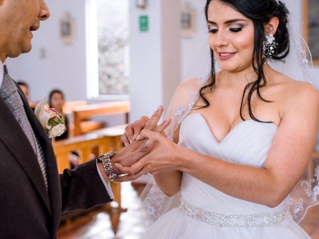El matrimonio de Álvaro y Daniela en Cajicá, Cundinamarca 16