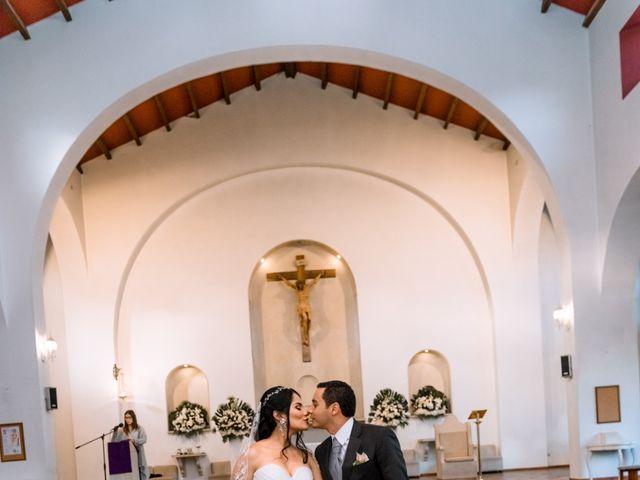 El matrimonio de Álvaro y Daniela en Cajicá, Cundinamarca 19