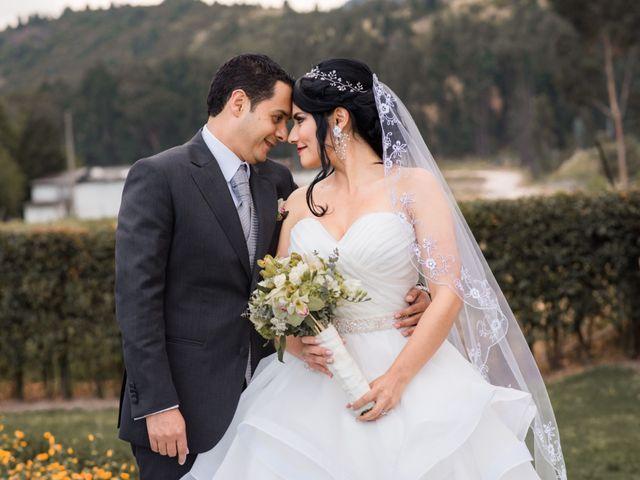 El matrimonio de Álvaro y Daniela en Cajicá, Cundinamarca 21