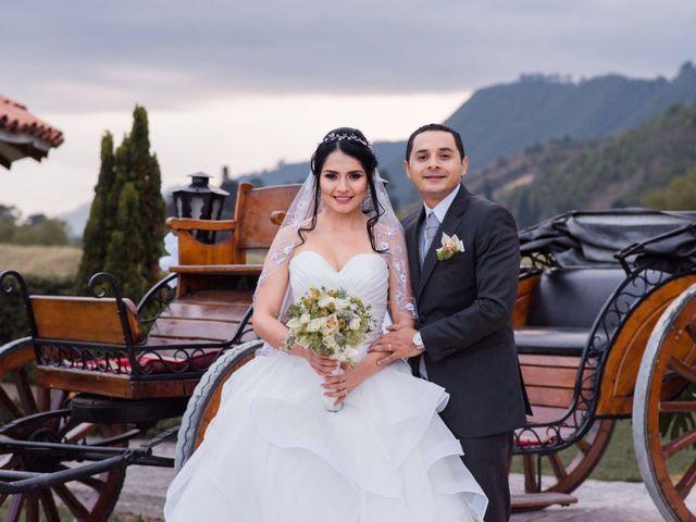 El matrimonio de Álvaro y Daniela en Cajicá, Cundinamarca 23
