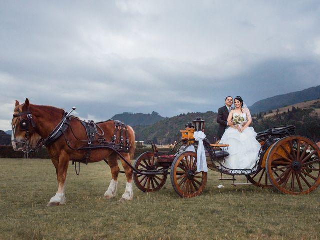 El matrimonio de Álvaro y Daniela en Cajicá, Cundinamarca 24