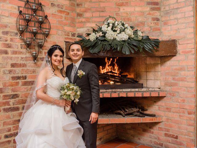 El matrimonio de Álvaro y Daniela en Cajicá, Cundinamarca 1