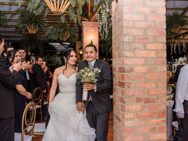 El matrimonio de Álvaro y Daniela en Cajicá, Cundinamarca 26