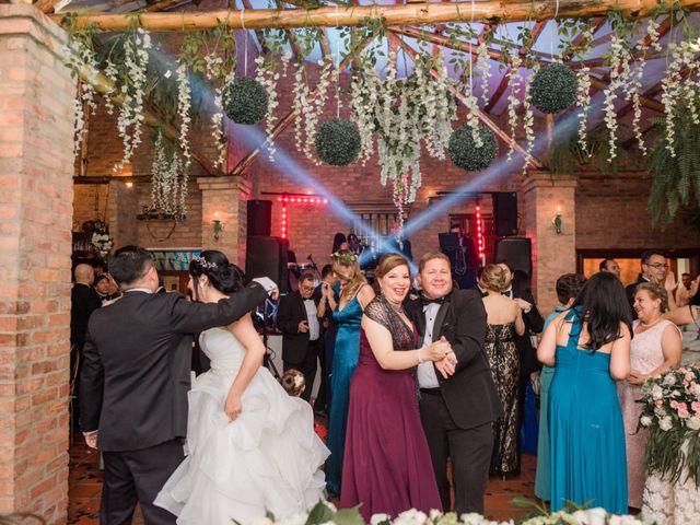 El matrimonio de Álvaro y Daniela en Cajicá, Cundinamarca 34